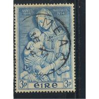 Ирландия Респ 1954 Год Богородицы Мадонна с младенцем #120