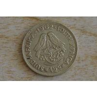 ЮАР 1/2 цента 1962