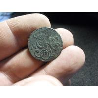 1 грош 1767 г. Станислав Август Понятовский Речь Посполита