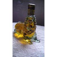 Бутылка фигурная в виде льва 50 мл. распродажа