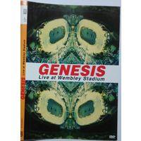 Genesis  - Live At Wembley Stadium DVD9