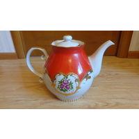 Чайник фарфоровый 5 литров