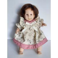 Пупс винил кукла характерный 20 см, мягконабивной