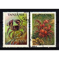 1994 Танзания. Крабы