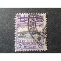 Уругвай 1919 корабль