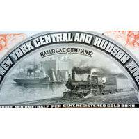 New York Central & Hudson River Railroad, 1954 год