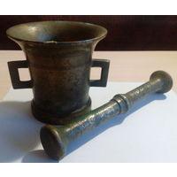 Ступа бронзовая со звоном колокола (начало XX века)