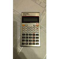 Калькулятор научный SHARP EL-506P