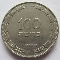 Израиль 100 прут 5715 (1955) - пореже