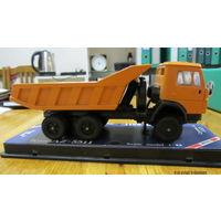 Камаз-5511 модель 1:43