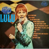 Lulu /The Most Of/1969,MFP, England, LP, EX