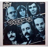 Пластинка-винил City. Dreamer. VG