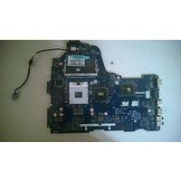 Материнская плата ноутбука Toshiba Satellite C660 K000128440 PWWHA LA-7201P. Нерабочая!!!