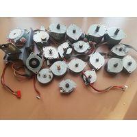 Шаговые двигатели для 3D принтеров, ЧПУ станков