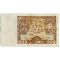 Польша, 100 злотых 1932 год.