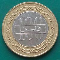 100 филсов Бахрейн 2000