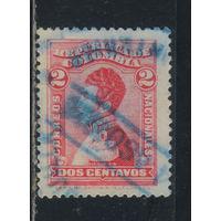Колумбия 1917 Генерал А.Нариньо Стандарт #241