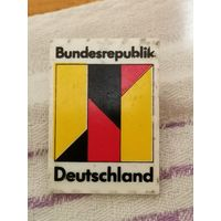 Значок Bundesrepublik  Deutschland