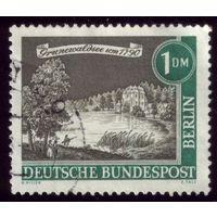 1 марка 1962 год Западный Берлин 229