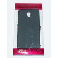 1770 Чехол для Meizu M5 Note пластик, чёрный