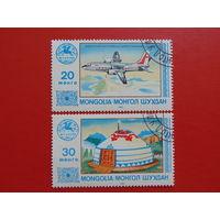 Монголия 1983 г.