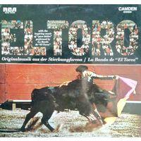 La Banda De #EL Toro# /El Toro/1972, RCA, LP,EX, Germany