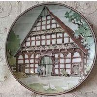 Тарелки коллекционные. Германия.