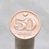 Дания 50 оре 2007