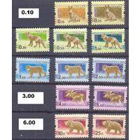 Россия 2008 стандарт фауна