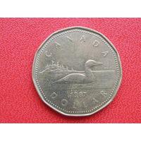 Канада 1 доллар, 1987г.