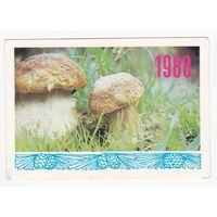 Календарик 1988 (55)