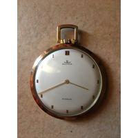 Золотые!!! Антикварные карманные часы Blumus!