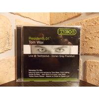 CD Tom Wax Residents:01