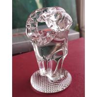 Статуэтка стекло,хрусталь,Горный Баран,много лотов в продаже!!!