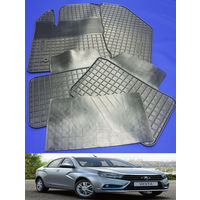 Коврики полиуретановые в салон SLK для Lada Vesta