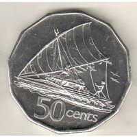 Фиджи 50 цент 2006