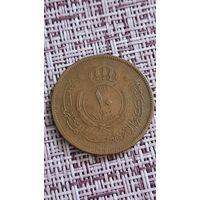 Иордания 10 филс 1949 г