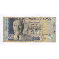 Маврикий, 50 рупий образца 2009 г.