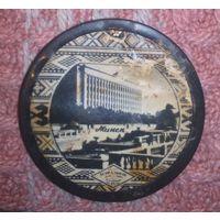 Зеркальце из женской сумочки,СССР.