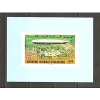 Мавритания 1983 Дирижабли