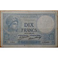 10 франков 1931 г. Р73d
