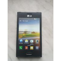 Смартфон LG E610 Optimus L5