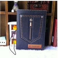 Обложка на паспорт под джинс. распродажа