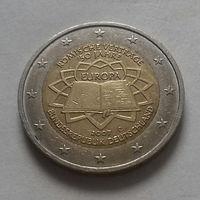 2 евро, Германия  2007 D, 50 лет чему-то там
