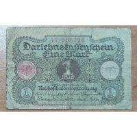 1 марка 1920 года - Германия (Ro.64)