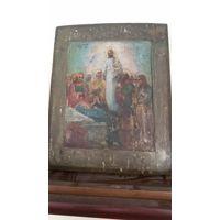 """Икона """"Успение пресвятой Богородицы"""" 19 век."""