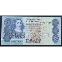 ЮАР. 2 ранда 1978-80 AU