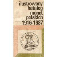 Иллюстрированный каталог польских монет 1916-87 - на CD