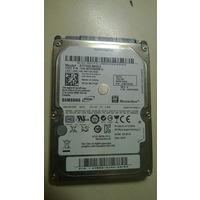 "Жёсткий диск винчестер HDD 2,5"" SATA Seagate Momentus ST750LM022 750Gb."