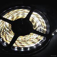 Светодиодная лента 1 метр 60 LED 3528 SMD. Белый тёплый, холодный.